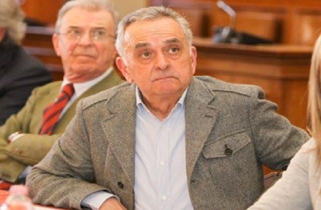 Il sindaco di Maiolati Spontini, Umberto Domizioli