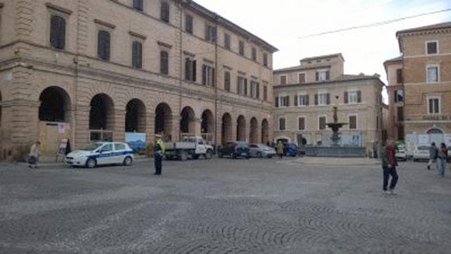 Osimo, ancora lavori in centro storico. Ecco tutti gli interventi