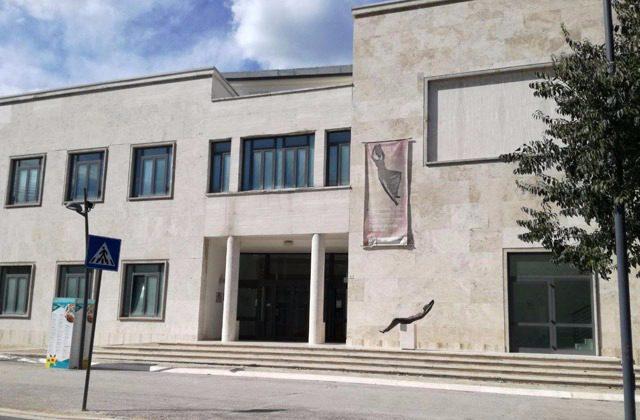 Il palazzo Nuova Gioventù, ex GIL, di Senigallia