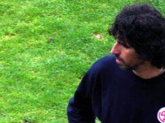 Il Mister della Filottranese Marco Giuliodori