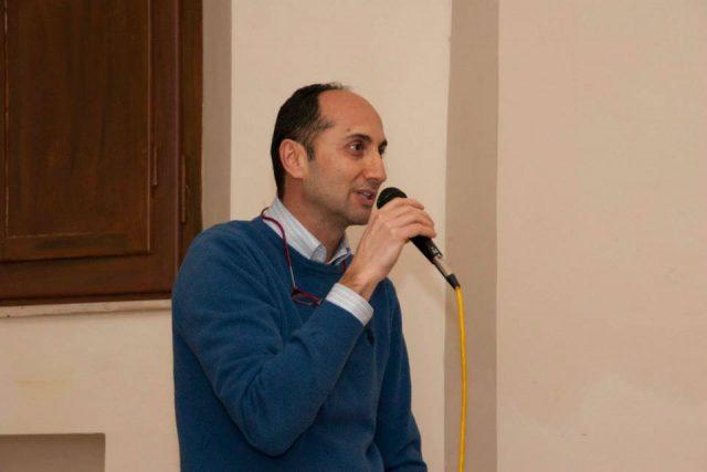 L'assessore al Bilancio Sergio Foria