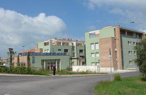 Gli alloggi popolari alla Cesanella di Senigallia