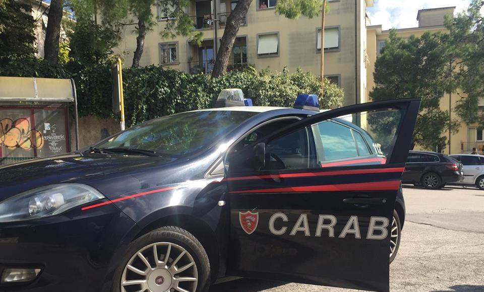 Carabinieri, foto di repertorio