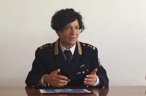 Cinzia Nicolini, Vice Questore Aggiunto Ancona