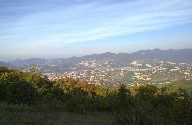 Panorama di Fabriano