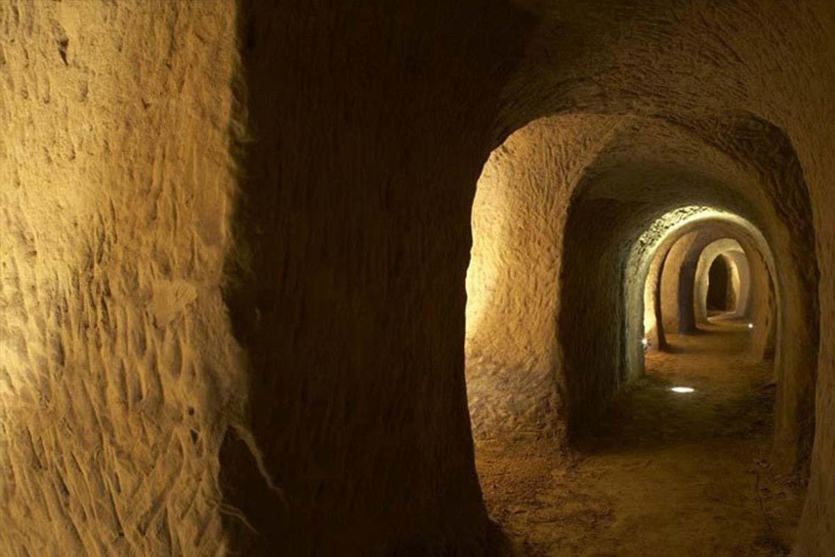 Osimo, la Cna chiede l'intitolazione delle grotte a Roberto Mosca