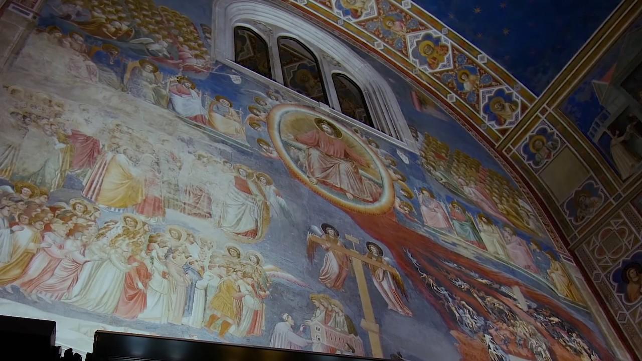 Guzzini illumina i capolavori di Giotto a Padova