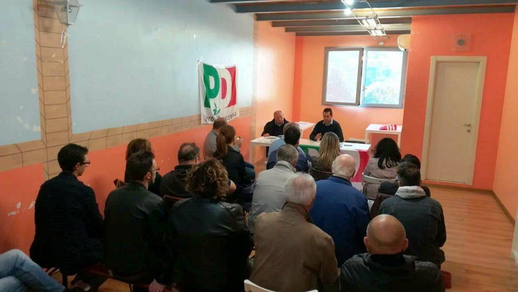 Il congresso del Pd Osimo