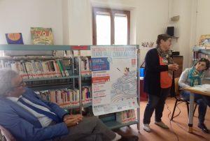 Francesco Mattioni, Ornella Pieroni e Marina Ortolani per l'Atgtp