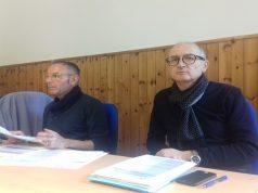Sergio Mosconi e Franco Pesaresi