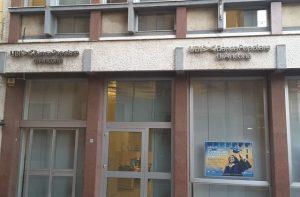 L'altra filiale di Corso Matteotti, quasi di fronte alla nuova