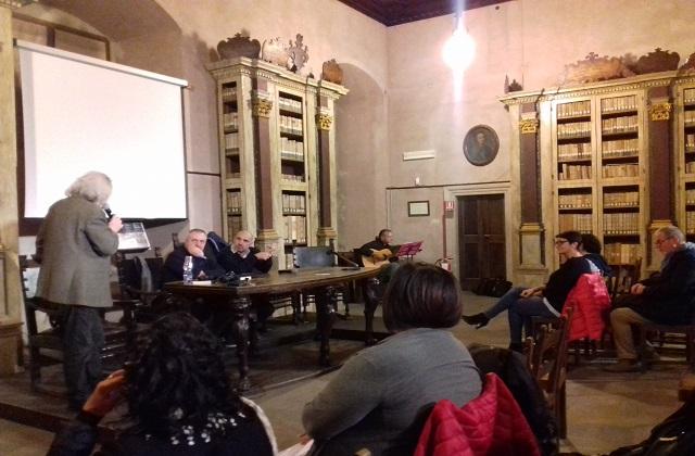 Il giallo di Pierfrancesco Curzi chiude la rassegna Le Marche in Biblioteca