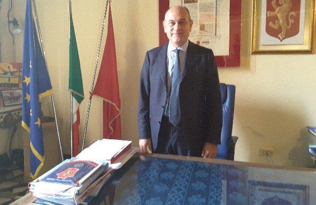Il sindaco di Jesi, Massimo Bacci