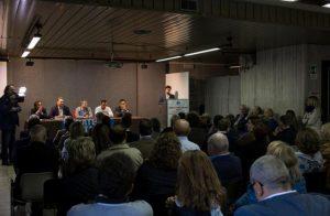Pubblico presente al convegno di Fdi-An<br /> (Foto: Fdi-An)