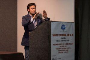 Angelo Eliantonio, portavoce comunale di FdI-An<br /> (Foto: Fdi-An)
