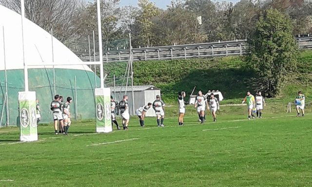 La Rugby Jesi '70 in campo