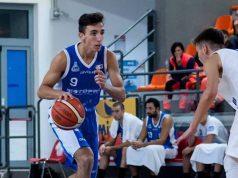 Alessandro Fanesi, play/guardia dell'Under 20 e della prima squadra in serie B (foto di Martina Lippera)