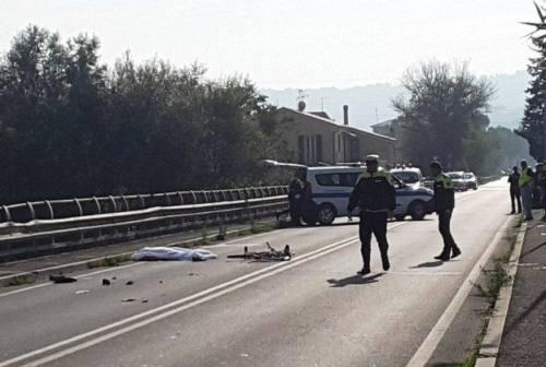 Jesi, morto investito sul ponte San Carlo: in due a processo