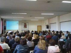La folta partecipazione al Convegno che si è svolto questa mattina nella Questura di Ancona
