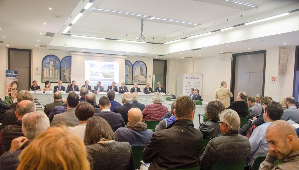 Il summit di Confartigianato a Fabriano