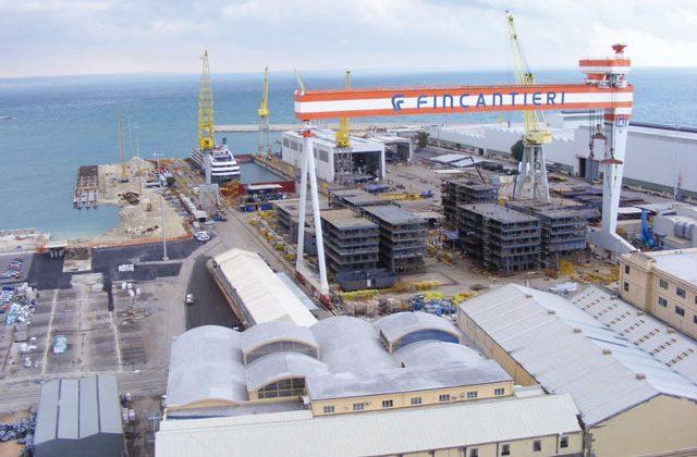 Porto di Ancona, Simonella: «Il progetto di ampliamento di Fincantieri va avanti»