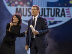 Giorgia e Fabrizio Frizzi - Musicultura 2017