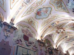Gli affreschi della Galleria degli Stucchi di Palazzo Pianetti