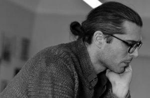 Il regista Matteo Mazzoni