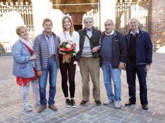 Miss Italia a Chiaravalle con i rappresentanti della Pro Loco