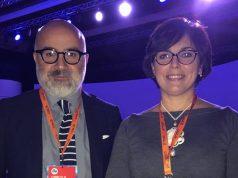 Maurizio Paradisi e Francesca Petrini