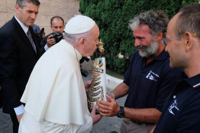 Papa a Loreto, tutte le indicazioni per l'accoglienza