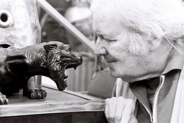 È morto lo scultore Valeriano Trubbiani. Mancinelli: «Ha segnato il Novecento di Ancona»