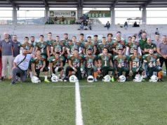 La formazione U19 dei Dolphins Ancona