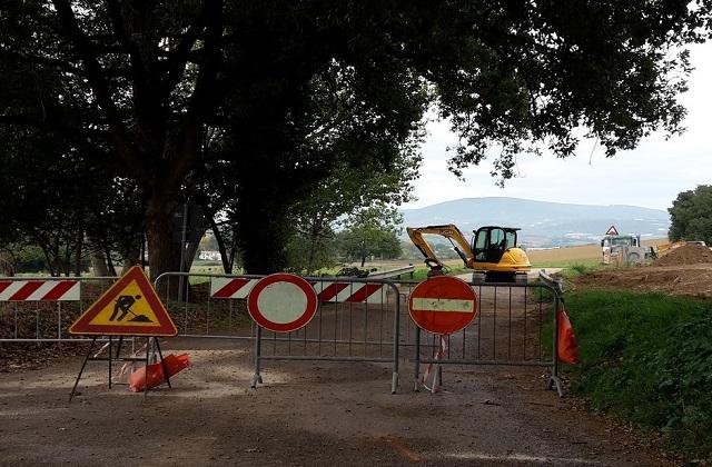Via Sardegna a Castelfidardo