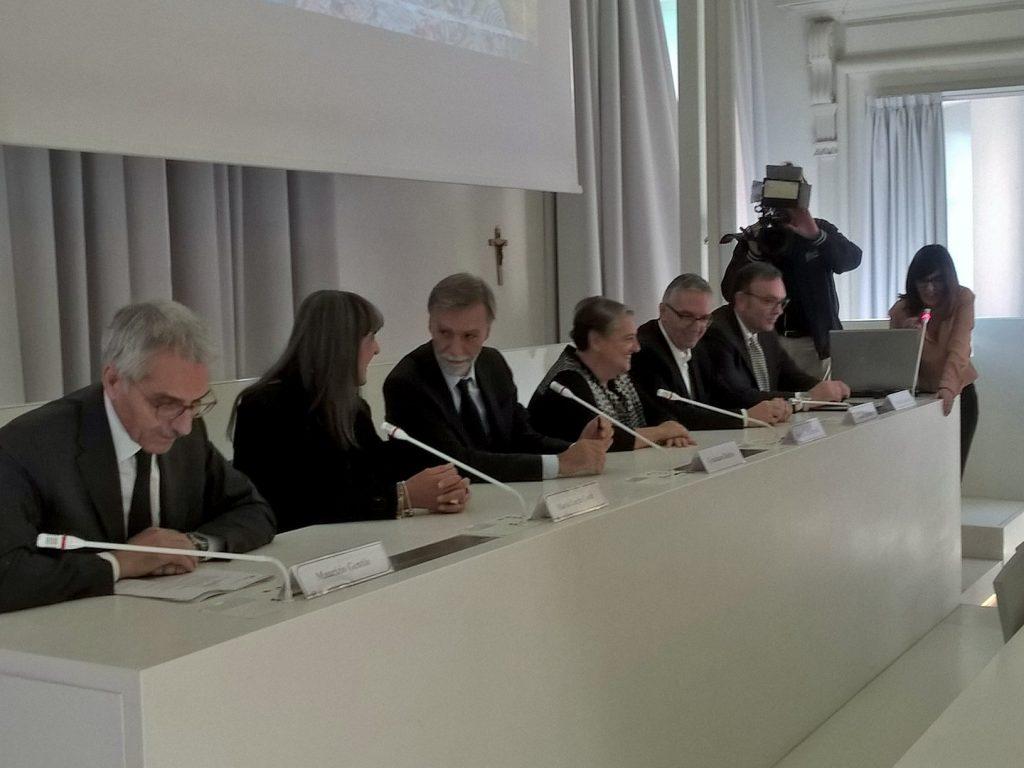 Il ministro Delrio ad Ancona per la firma sul lungomare nord