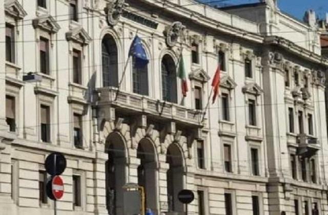 Il palazzo comunale di Ancona