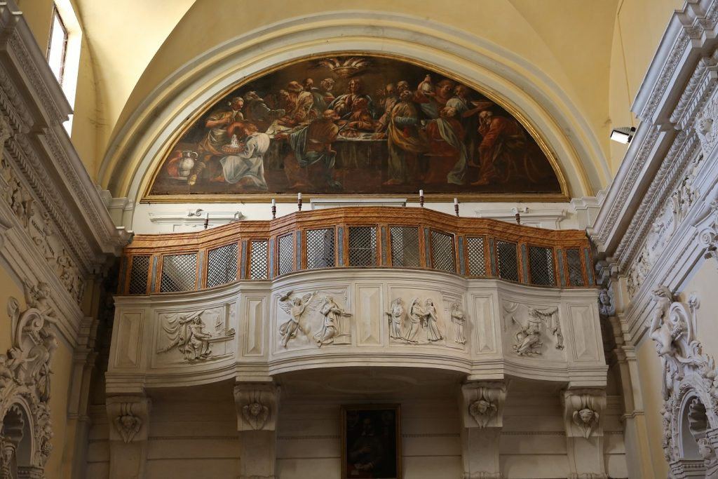 La chiesa Santa Teresa d'Avila a Sassoferrato