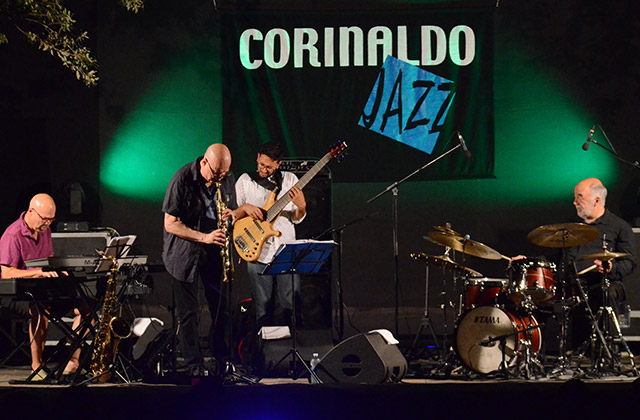 Uno degli appuntamenti musicali di Corinaldo Jazz