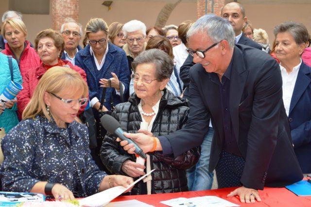 Università popolare di Fabriano, continuano le iscrizioni. E la centenaria Ida Cucco c'è