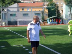 Il tecnico del Camerano, Luca Montenovo