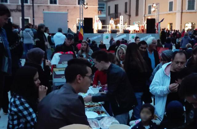 Momenti di integrazione a Senigallia grazie alla Festa dei Popoli