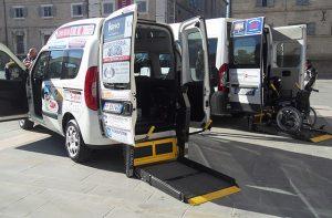 Consegnati a Senigallia due nuovi mezzi per il trasporto disabili