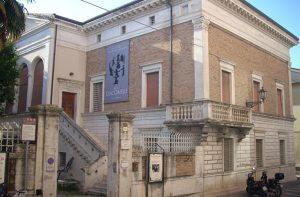Il Musinf di Senigallia, il museo comunale d'arte moderna, dell'informazione, della fotografia