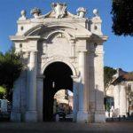 Porta Lambertina (detta anche porta Fano) a Senigallia