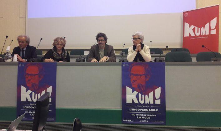 Alla Mole il festival Kum! Il tema sarà l'ingovernabile
