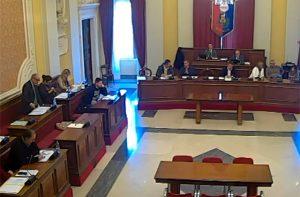 L'intervento di Luigi Rebecchini durante il Consiglio comunale del 26 ottobre a Senigallia