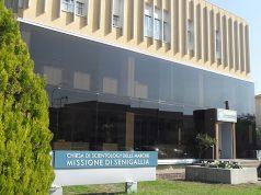 La sede di Scientology a Senigallia