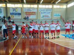 La formazione della Termo Forgia - Sicur Clean Volley Club Jesi