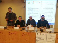 I relatori al convegno sulla povertà
