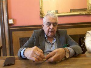 Il consigliere regionale della Lega Nord, Sandro Zaffiri